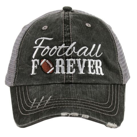 Katydid Football Forever Wholesale Trucker Hats  5a5fb45e7d2