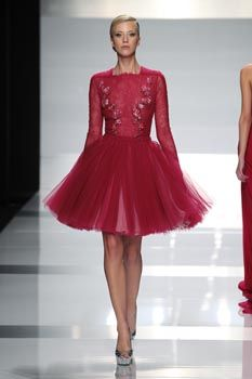 TONY WARD - Haute Couture  Spring/Summer 2013