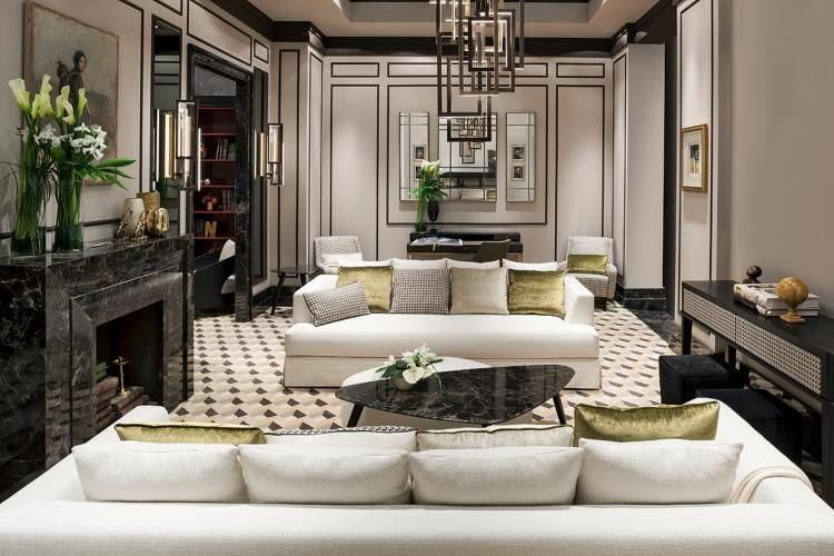 bright springy living room in 2019 home luxury home decor home rh pinterest com