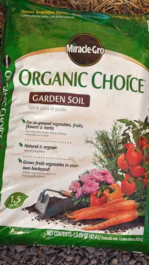 Organic Choice Potting Soil
