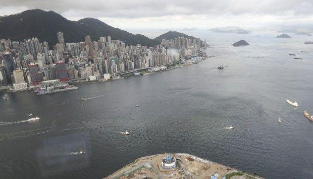Hong Kong, China most at risk of financial crisis, bank warns