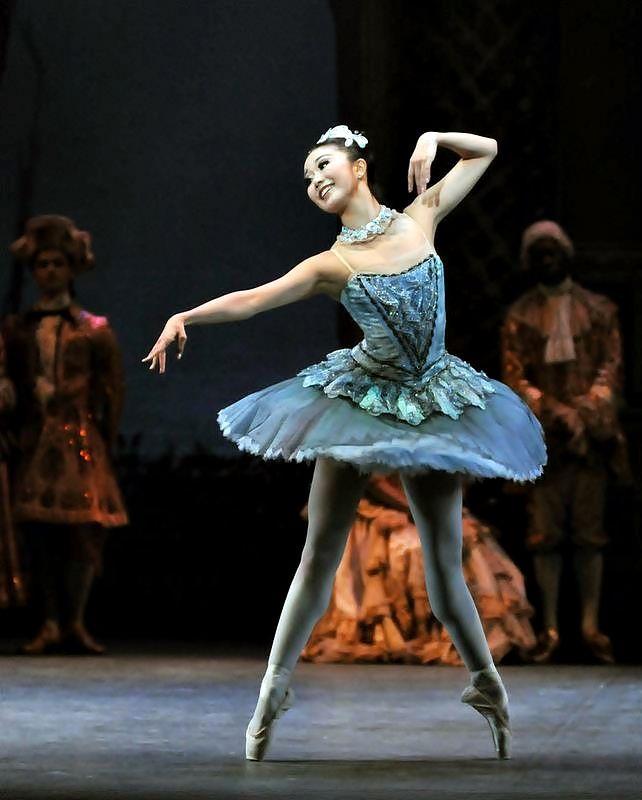 Maria Doval Pacific Coast Ballet.