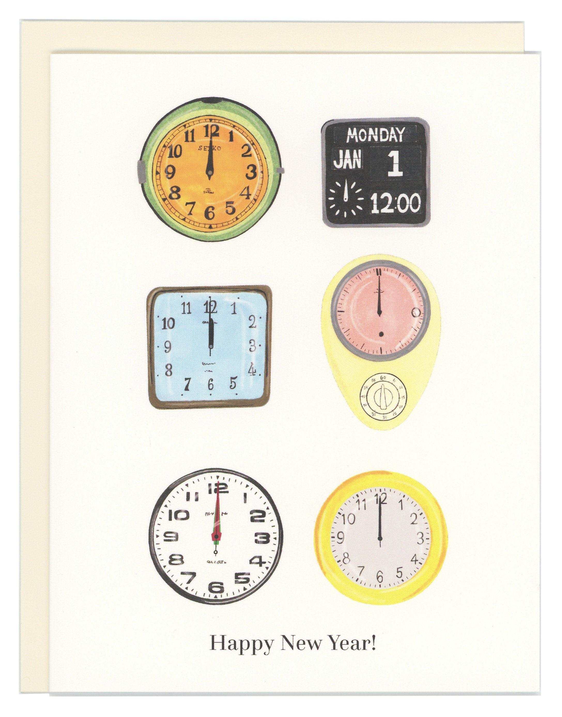 Midnight Clocks