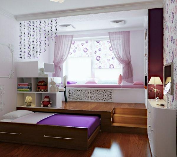 60 Idees Pour Un Amenagement Petit Espace Avec Images Comment Amenager Une Petite Chambre Amenagement Petite Chambre Chambre A Coucher