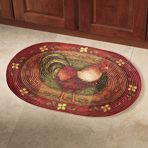 Rooster Braided Rug From Seventh Avenue ®