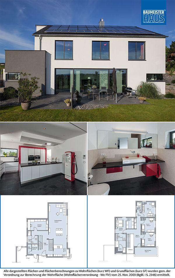 Perfect Haus Rademacher U2013 Energieeffizienz. Ein Leuchtendes Beispiel. Beim Ca. 339  M2 Geoßwn Einfamilienhaus