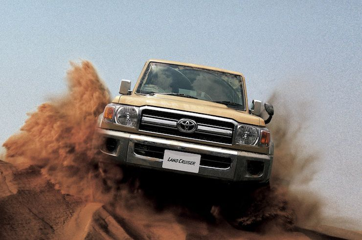 Celebrating 30 years, Toyota re-releases the Land Cruiser 70 Series for 2015
