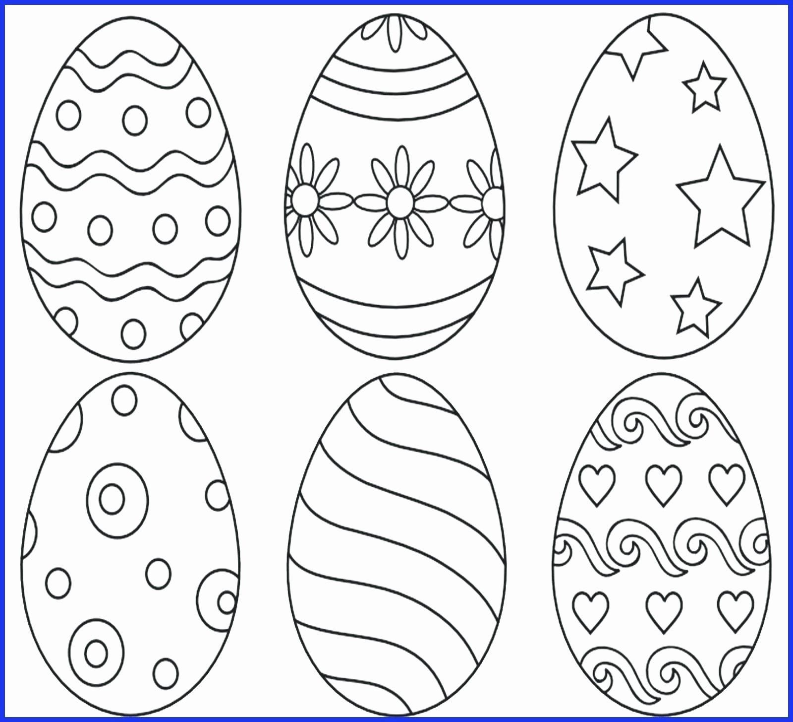Empty Easter Basket Coloring Pages Di Dengan Gambar