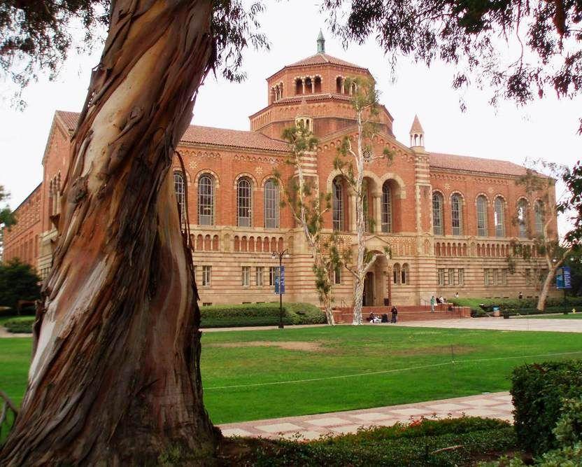 The Golden Campuses Ucla Campus University Of California Dream College