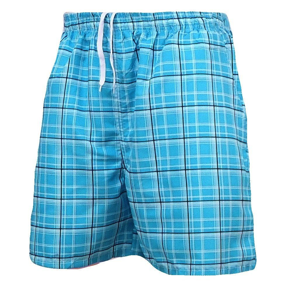 Herren Badeshorts Schwimmhose Badehose Schwimmshort Strand Shorts M-4XL Sommer