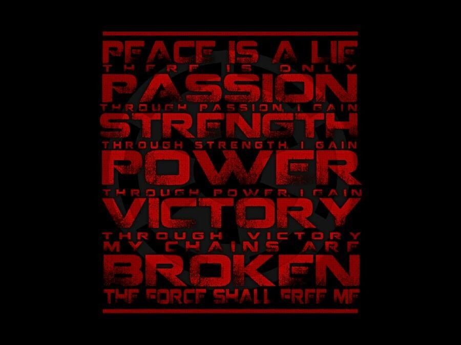 Sith Oath Not The Board Youre Looking For Star Wars Sith