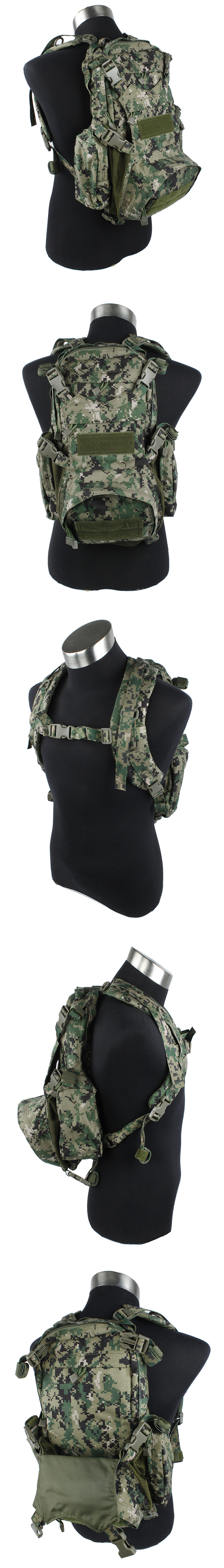 EbairSoft Airsoft parts & Tactical Gear - G TMC MOLLE ...
