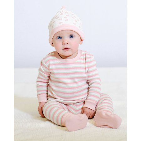 Under the Nile Unisex-Baby Organic Cotton Long Johns