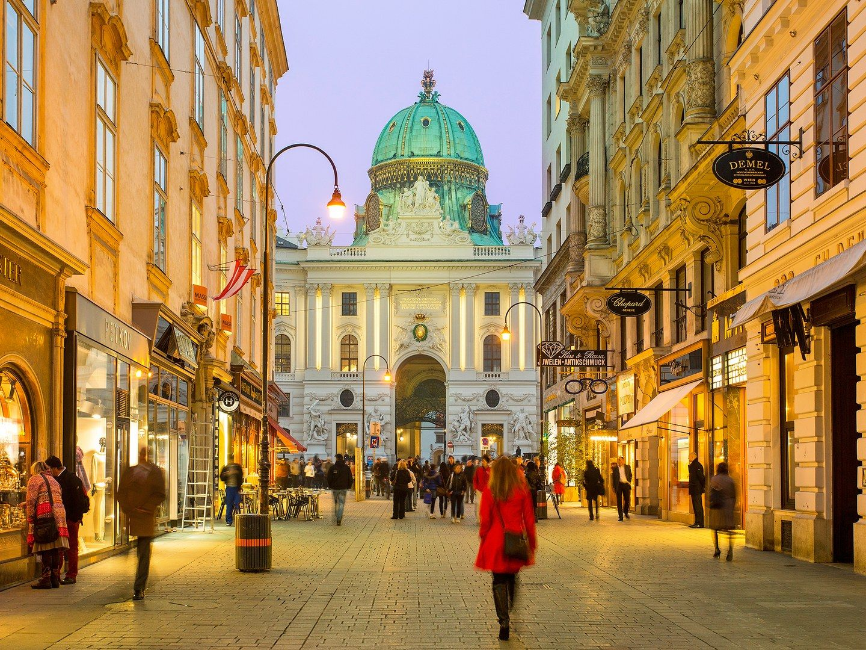 Vienna, Austria  The 10 Best Cities for Expats - Condé Nast Traveler