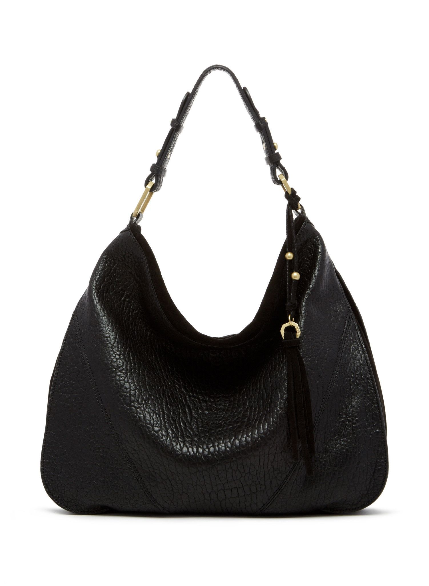 Ella Moss Groupie Black Hobo Ellamoss Handbags Ellamosshandbag Hobos Blackhobos