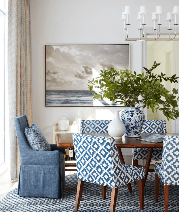 Beautiful Casual Dining Room: Seven Ways To Make Your Traditional Dining Room Less