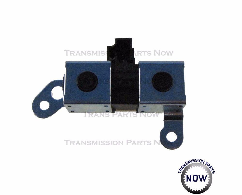 Ford Transmission Shift Dual Solenoid Soft Wire 4r70w 4r75w Rostra Harness 520481 76421b