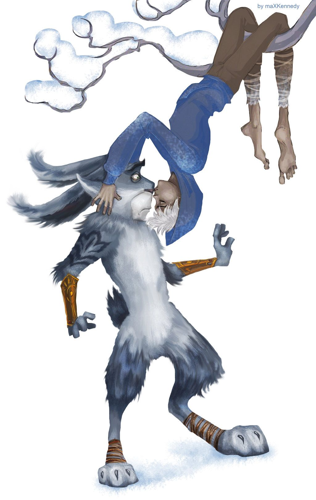 Jack Frost  for Human Easter Bunny Rise Of The Guardians  303mzq