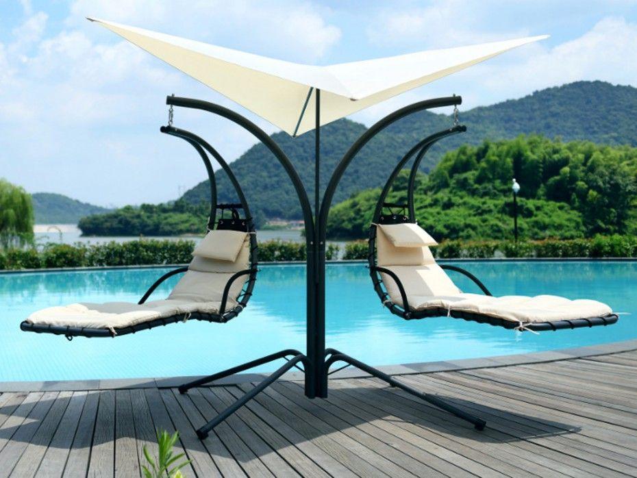 fauteuil suspendu double haora en 2019 vente unique. Black Bedroom Furniture Sets. Home Design Ideas