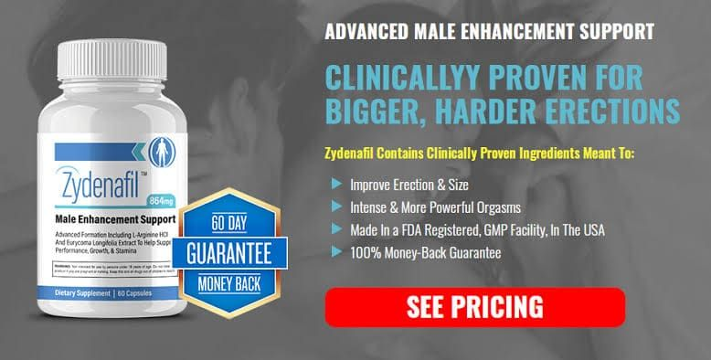 Zydenafil Complete Male Enhancement Pills Supplement In 2020 Male Enhancement Enhancement Enhancement Pills