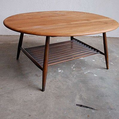 A highly iconic and sort after mid century modern coffee table by