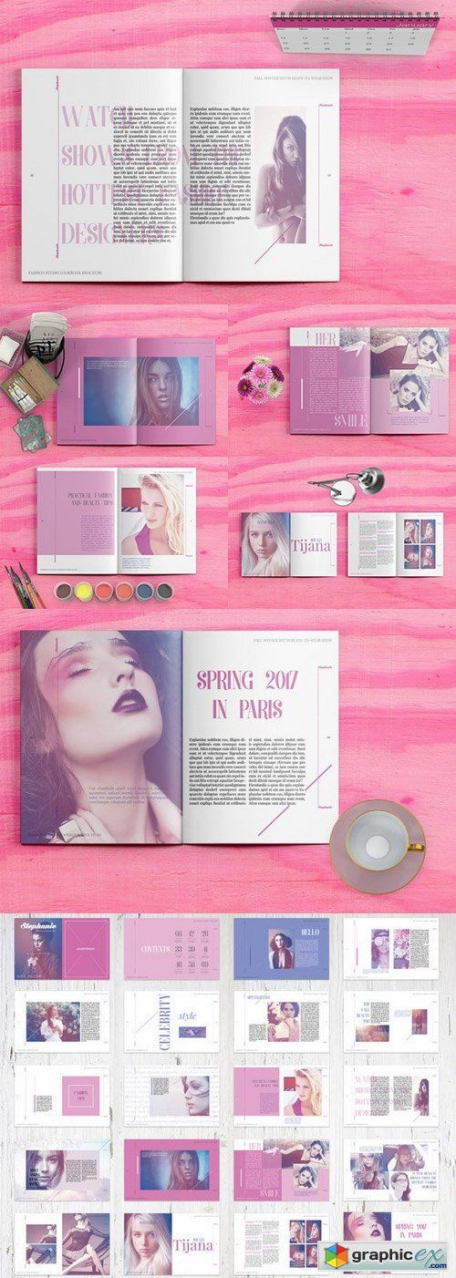 Fashion Studio Lookbook