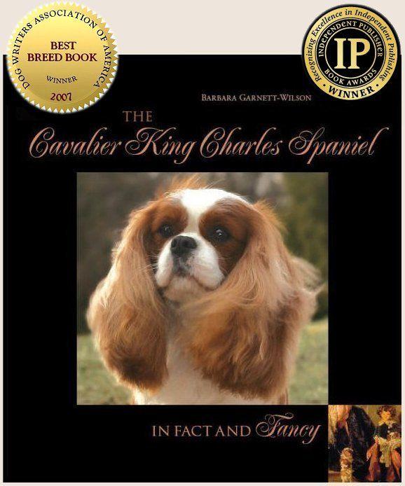 The Cavalier King Charles Spaniel In Fact And Fancy By Barbara Garnett Wilson Cavalie Cavalier King Charles Cavalier King Charles Spaniel King Charles Spaniel