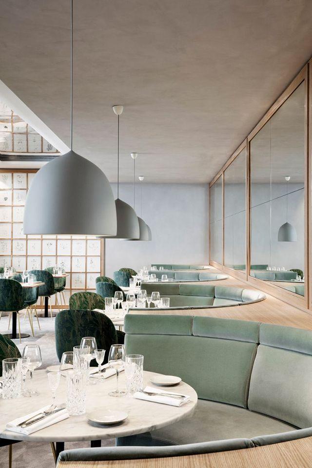 Maison du danemark by gamfratesi the design chaser space cafe bar restaurants - Maison du design ...
