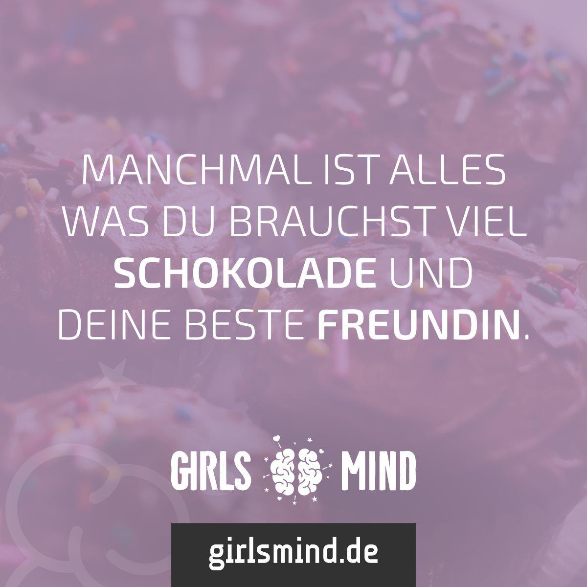 mehr sprüche auf: www.girlsmind.de #freunde #freund #freundinnen