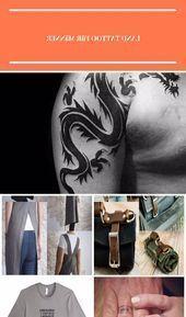 Photo of Tribal Dragon Tattoo für Männer #tattoosformen – # Country Tattoo für Männer…