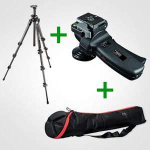 Manfrotto 055CXPRO4 + 322RC2 + MBAG80N Kit