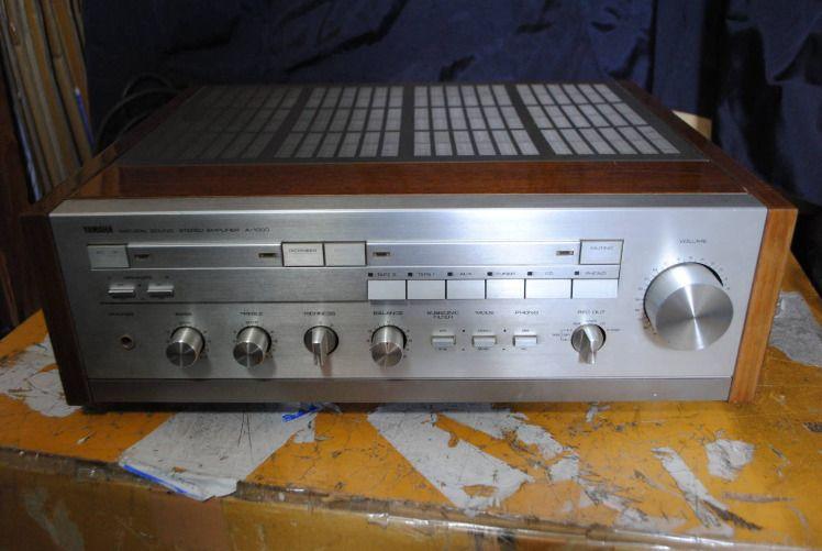 Yamaha A 1000 Integrated Amplifier Integrated Amplifier Amplifier Yamaha