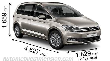 Volkswagen Touran Volkswagen Touran Mini Van Volkswagen