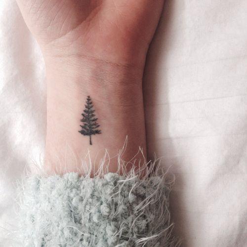 tatouage arbre, nature, poignet | ink | pinterest | tatouage