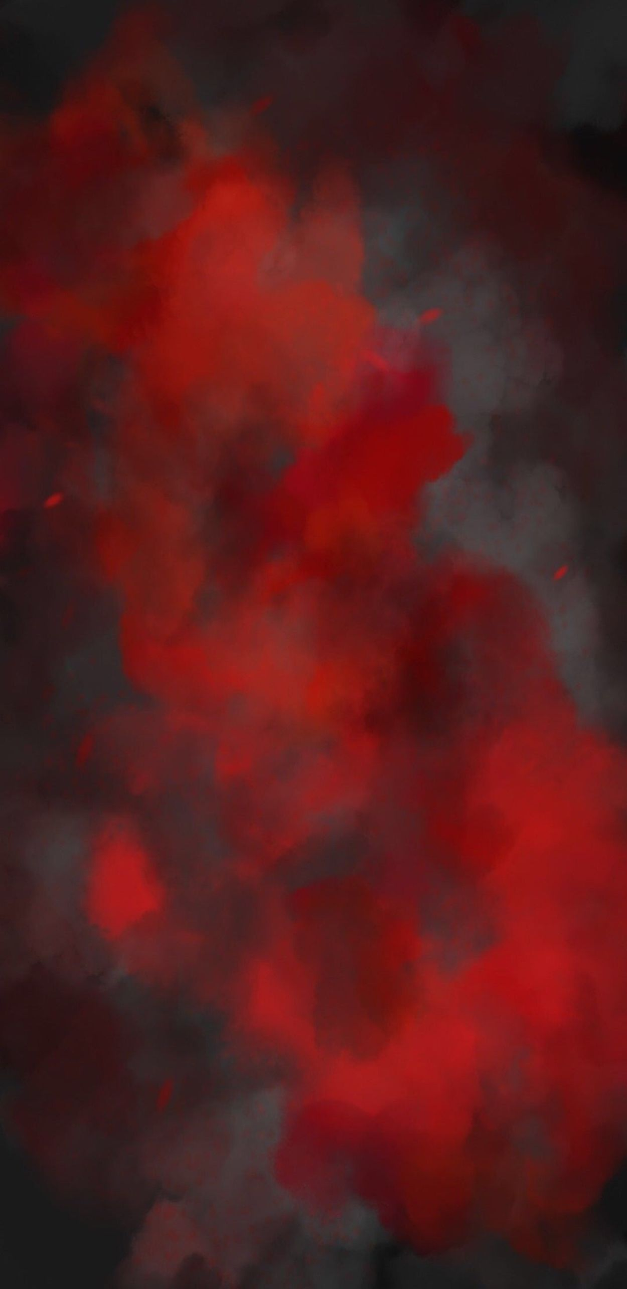 Red Dark Blood Abstract Wallpaper Galaxy Clean Beauty