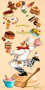 Chef Dessert Delight (50 pieces)