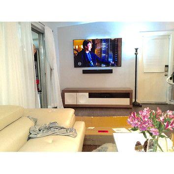 J&M Furniture Prato TV Stand | AllModern | All modern ...