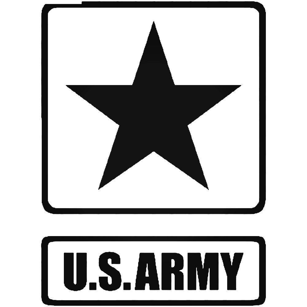 Army Symbol Sticker BallzBeatz   com | cuts | Army symbol, Army, Symbols