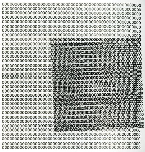 Typewriter art. http://communedesign.tumblr.com/post ...