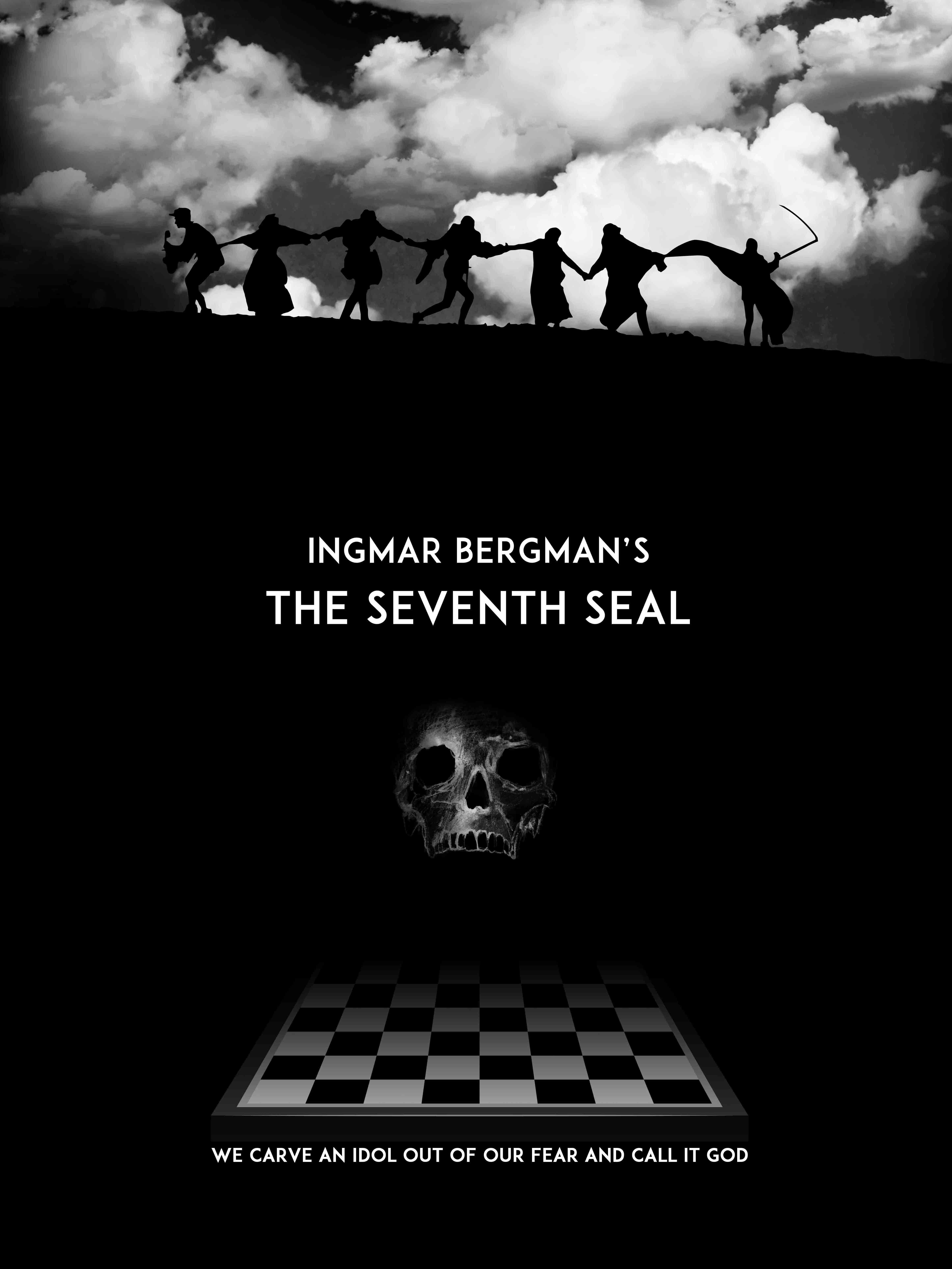 The Seventh Seal The seventh seal, Bergman movies, Movie
