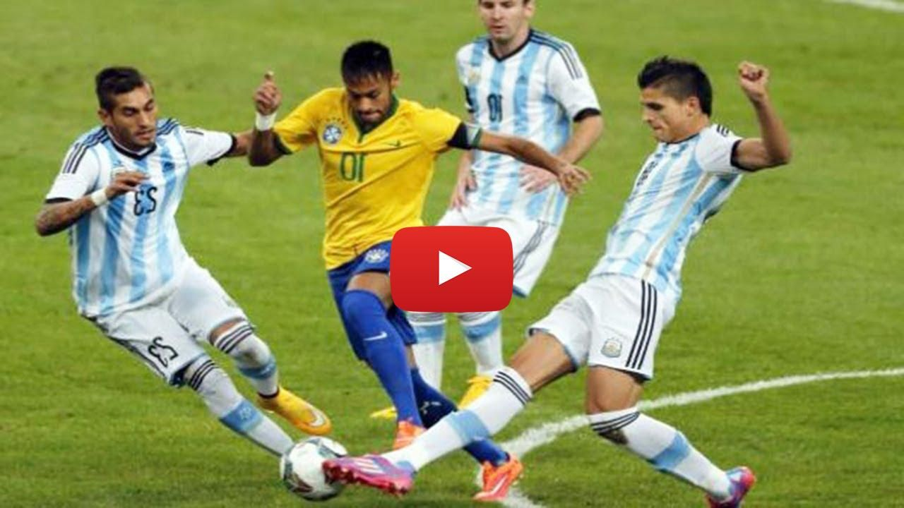 Futbol Live Watch Live Brazil Vs Argentina Online International Friendly