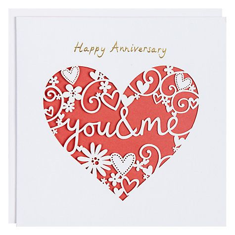 Paperlink Our Anniversary Card Anniversary Cards Cards Greeting Cards