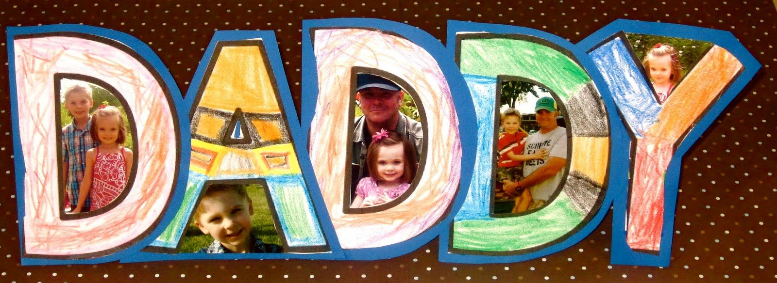Father's Day Frame Card (for Papa)