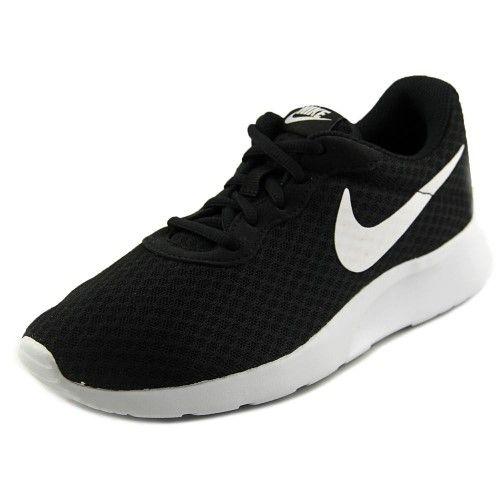 Nike Tanjun Women US 9 Black Running Shoe UK 6.5 EU 40.5 | Jet.com