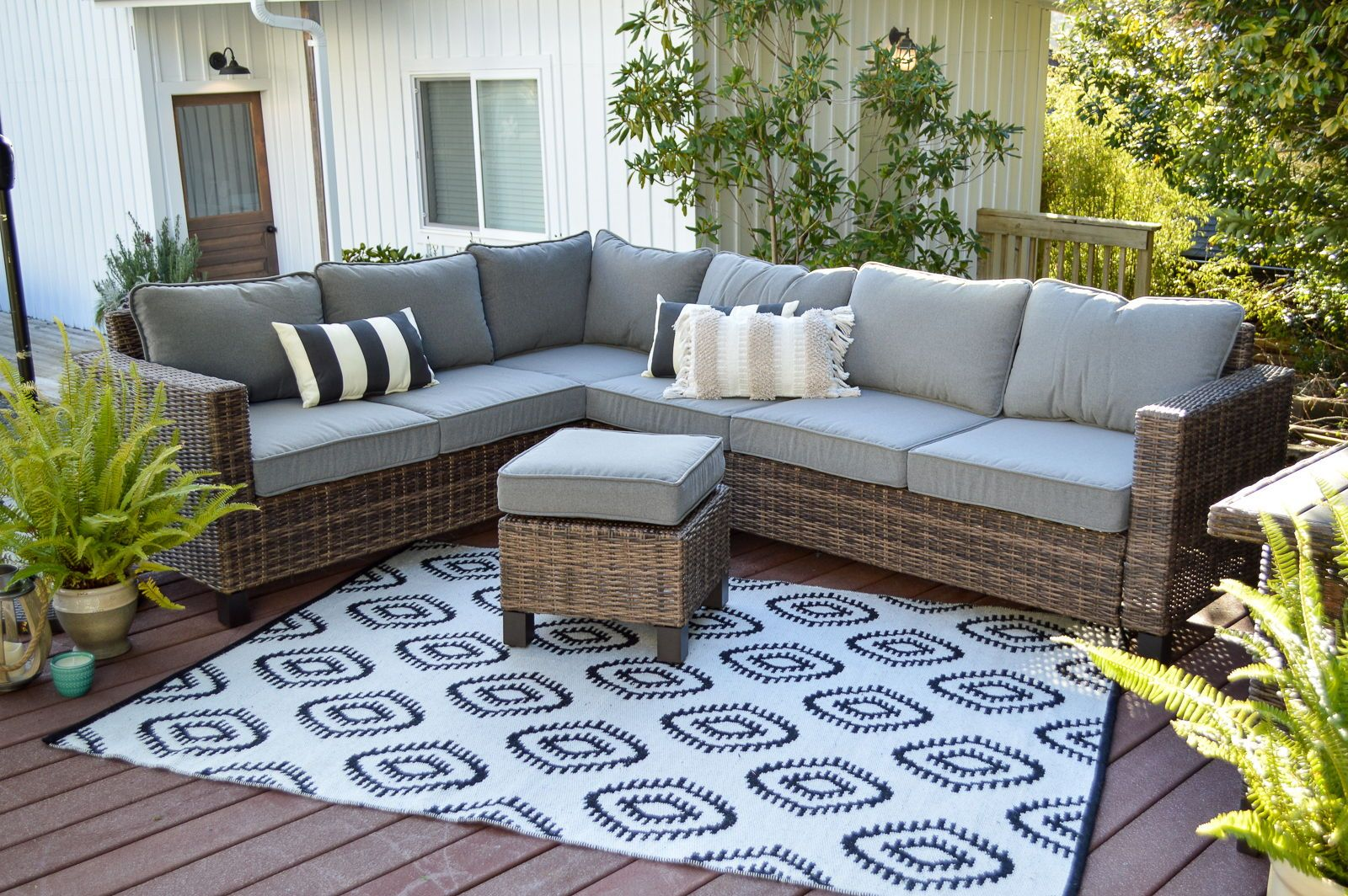 Patio Garden Backyard Patio Designs Outdoor Garden Furniture