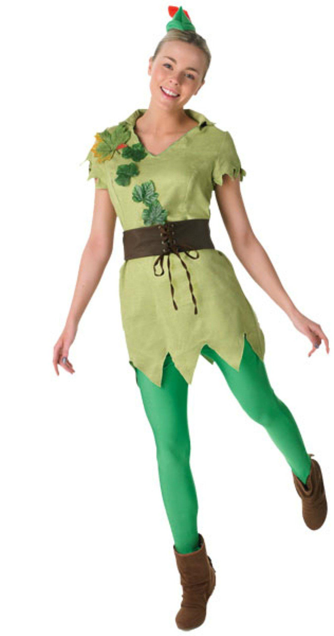 D guisement miss peter pan pour femme taille m d guisements pinterest peter pan - Theme de deguisement ...