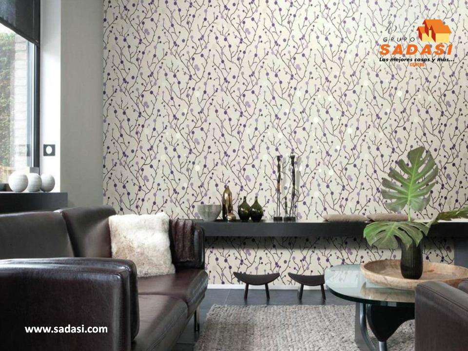 Decoracion las mejores casas de m xico si desea mejorar for De que color de papel tapiz para un corredor