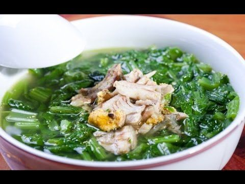 Canh cá rô nấu cải bẹ xanh ngon, ngọt và thơm thơm