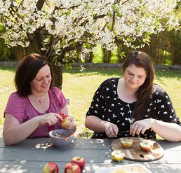 Die Kochmädchen