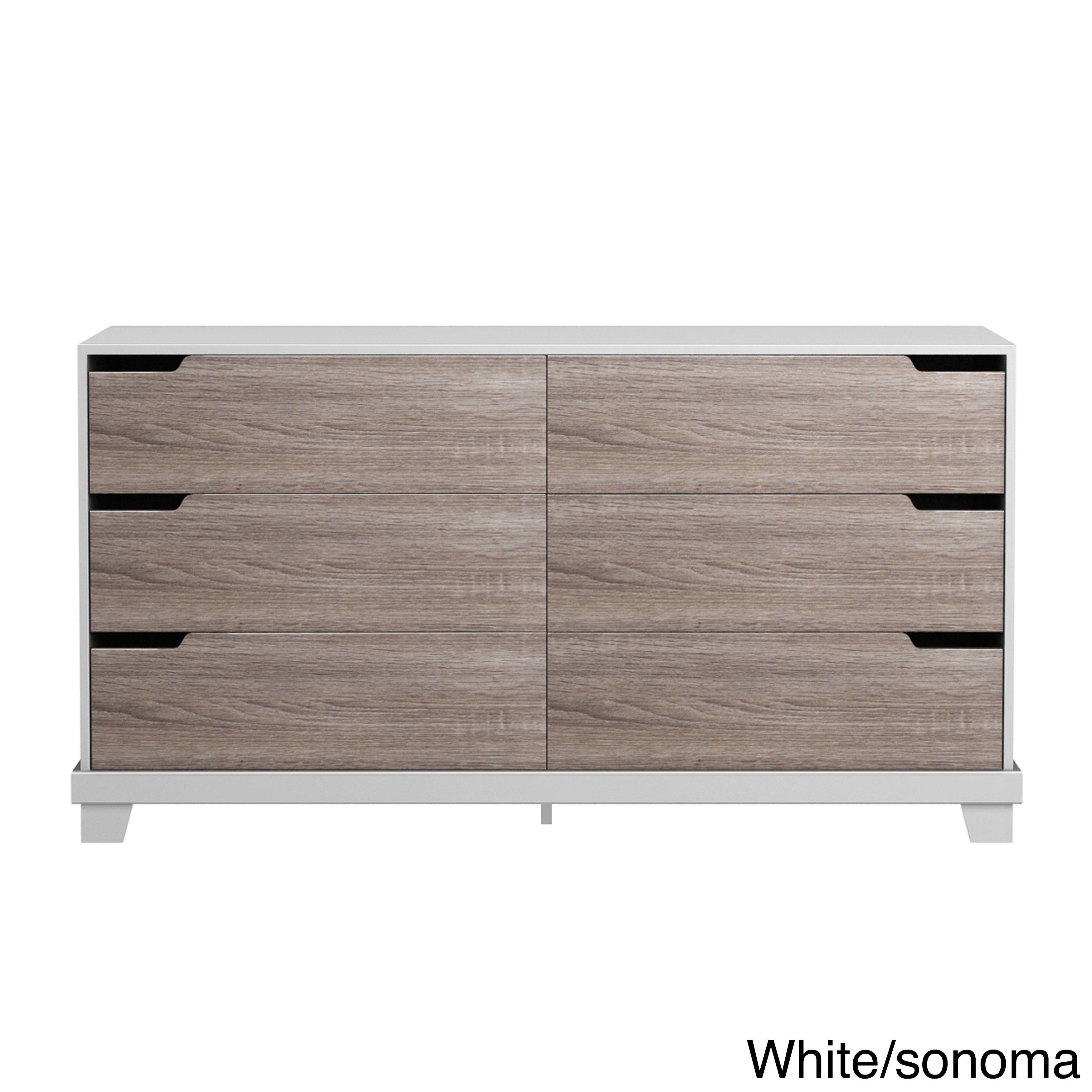 Shop For Homestar Waterloo Dresser. Get Free Shipping At   Your Online  Furniture Outlet Store! Get In Rewards With Club O!